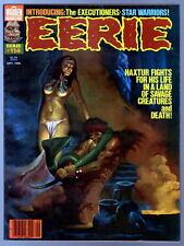 EERIE Magazine #114 Warren 1980