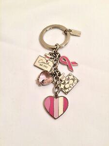 heart key holder gold Bag jewel