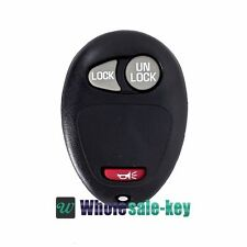 New 3 Buttons Replacement Car Remote Key Case for Hummer H3 GMC Chevrolet Isuzu