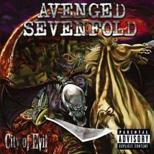 """Avenged Sevenfold - City Of Evil (NEW 2 x 12"""" VINYL LP)"""