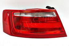 AUDI A5 S5 Sportback 2012 Outer Wing Rear Lamp Tail Light Left LH OEM