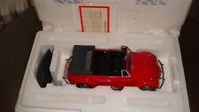 Franklin Mint 1967 Volkswagen Beetle Convertible
