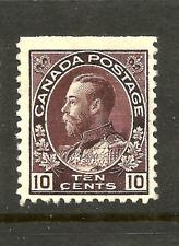 Canada Scott #116 Unused