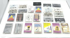 Lot Of 26 Worship, Devotional, Religious, Spiritual, Uplifting, Cassettes Tapes