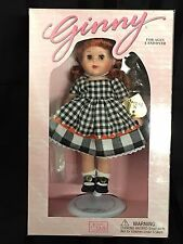 Vogue Ginny Doll Caramel Apples 1995 #6hp13 Stand COLECTIBLE