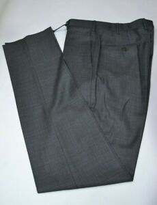 new Zanella men's trousers dress pants made in italy size 32 IMPERFECT cod.za3