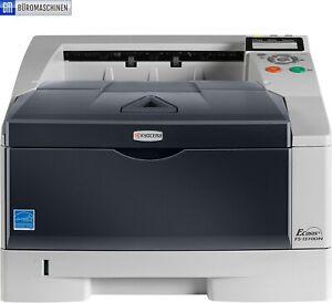 Kyocera Ecosys FS-1370dn Laserrucker DUPLEX LAN erst ca.105750 Seiten gedruckt