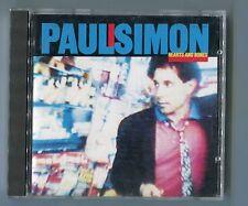 Paul Simon cd HEARTS AND BONES © 1983 Target Design - West Germany # 9 23942-2