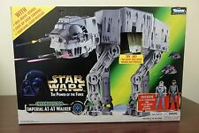 Power of the Force Imperial AT-AT Walker with 7 sounds