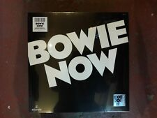 David Bowie - Bowie Now - RSD18 - WHITE Vinyl/ lp - NEW & SEALED