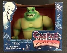 Casper The Animated Series Unreleased Kibosh Figure new in Box Vintage Monster