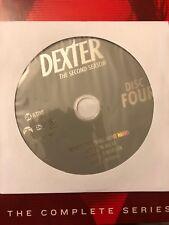 Dexter - Season 2, Disc 4 REPLACEMENT DISC (not full season)