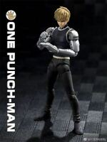 New DaSheng Model Anime One Punch Man Genos 1:12 Action Figure Toy instock