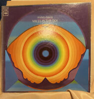 Miles Davis Miles In The Sky LP Original Columbia Studio CS9628 Stereo M-