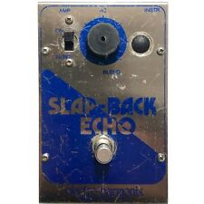 Vintage EHX Electro Harmonix Slap Back Echo Original 1970s Delay Guitar Pedal