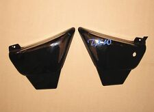 Suzuki motorcycle GZ250 Frame Side Cover pair  Left and right  1999-2010