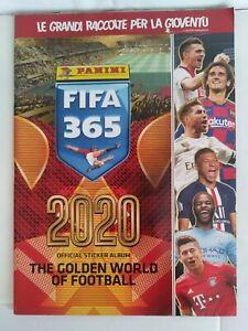 ALBUM CALCIATORI PANINI FIFA 365 - 2020 VUOTO EMPTY