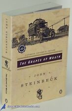 The Grapes of Wrath by John STEINBECK Very Good+ trade paperback copy 79799