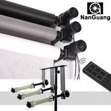 Electric proffessional system for backgrounds FOR YOUR STUDIO - for 3 rolls