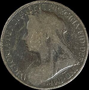 1897 Great Britain Penny