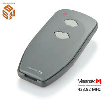 Marantec 382 Remote Control 433 MHz 2 Channel Key Fob NEW 2017 succesor to 302