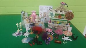 Dolls House Bundle of Furniture, Hats, Shoes and More!  Perfect for a Shop!