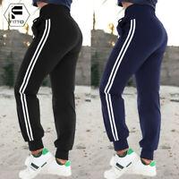 US Women Casual Jogger Long Sport Pants Tracksuit Bottom Trouser Sweatpants X783