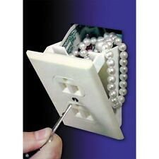 Hidden Wall Safe – Looks Like an Ordinary Outlet - Hide Your Valuables