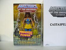 MOTUC Masters of the Universe Classics Castaspella MOSC She-Ra