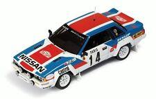 Ixo rac131 nissan 240 RS Rally de Monte Carlo 1984 #14 Kaby/Gormley 1:43 nuevo embalaje original