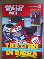 Autosprint 50 1994 Casco d'oro Michel Schumacher