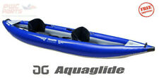 AQUAGLIDE KLICKITAT TWO HB 2 Person Inflatable Ocean & Touring Kayak 58-4117102