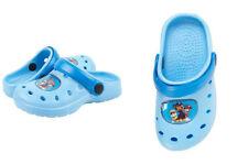 SABOTS 28/29 PAT PATROUILLE bleu clair PAW PATROL  NEUF crocs