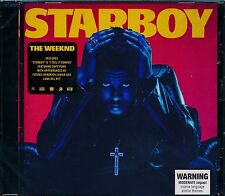 Starboy Weeknd CD NEW