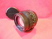 "Objektiv Lens MC Vega-28B 120 mm f/ 2.8 (Russian: ""Вега"") Soligor"