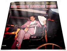 Hawkshaw Hawkins Sings 1964  RCA Camden CAL-808 Country 33 rpm Vinyl  Strong VG+