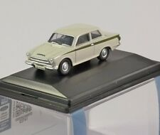 FORD LOTUS CORTINA Mk1 in White 1/76 scale model OXFORD DIECAST