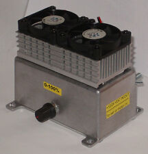 12 24 VDC 160A PWM IN ALUMINUM BOX PULSE WIDTH MODULATOR HHO GENERATOR 100Hz
