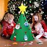 DIY 3D conique sapin de Noël arbre de Noël enfant Décora Noël faits à la main FR