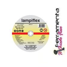 DISCO TAGLIO ALLUMINIO LAMPIFLEX 115X1,6 PROFESSIONALE OTTONE GHISA BRONZO TUBI