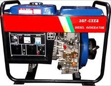 Generatore di corrente DIESEL Gruppo elettrogeno Monofase 110/220 VOLT 3.3 KW