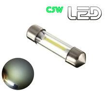 1 Ampoule Navette C5W 36 mm 36mm LED  Blanc Eclairage Habitacle Plafonnier