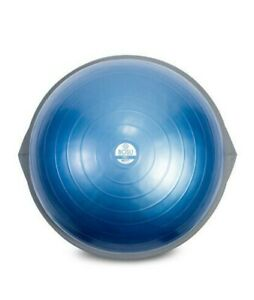 Blue Bosu ball, 65cm. Brand new in box. Never been used before