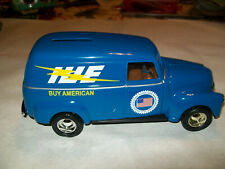 """ERTL #7686UO """"Int Union Of Electrical Workers"""" 1950 Chevy Panel 1:25 MIB"""
