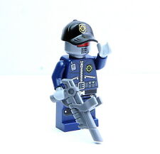 LEGO70801 LEGO Movie Melting Room Robo SWAT Minifigure with Weapon