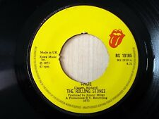 """The Rolling Stones Angie A2 B2 UK 7"""" RS 19105 1973 EX"""