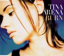 MAXI CD Tina ARENABurn 4-track jewel case