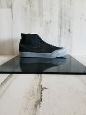 Nike SB Blazer Mid XT Black Gray Skateboarding Shoes 876872-006 Men's Size 9.5