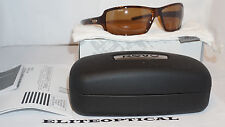 REVO New Sunglasses Spool Sunglasses Brown Tortoise Bronze Polarized RE4048-01