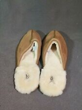 UGG Mens Scuff Slippers Chestnut Brown Size 18